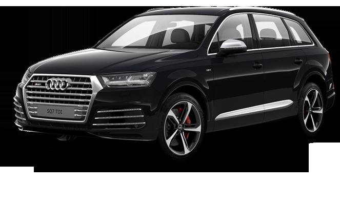 Audi SQ7 4x4